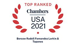 Chambers Top Ranked